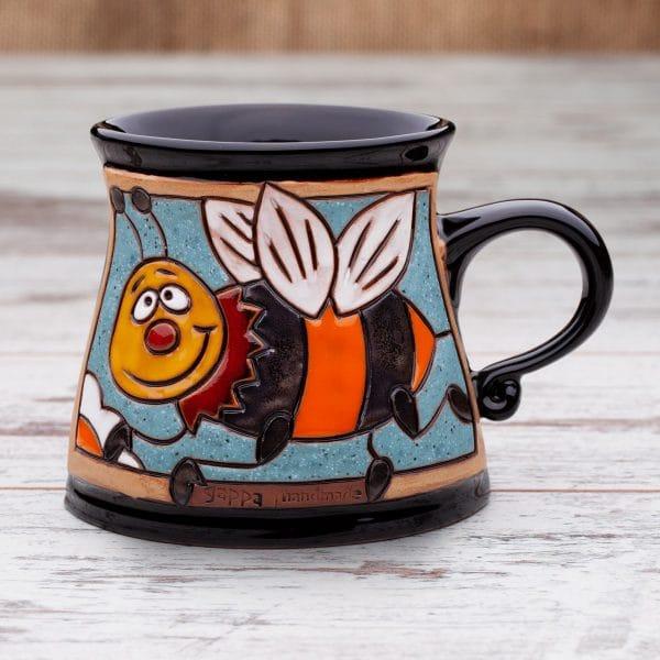 Керамична чаша Пчела Ударник