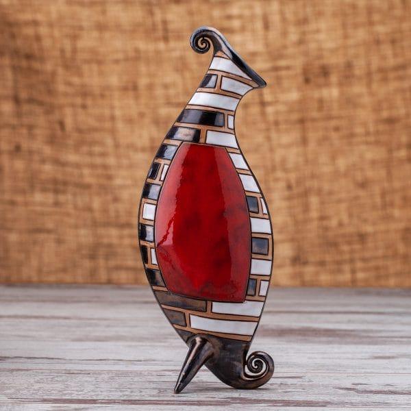 Керамична ваза Пиано