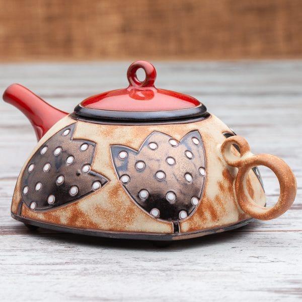 Керамични чайници Лале