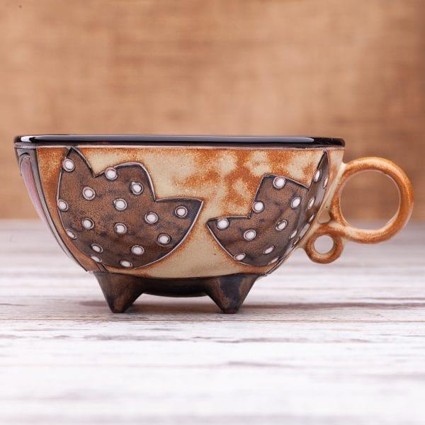 Керамична чаша Лале