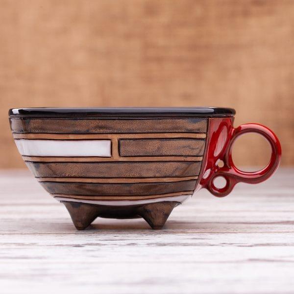 Керамична чаша Пиано