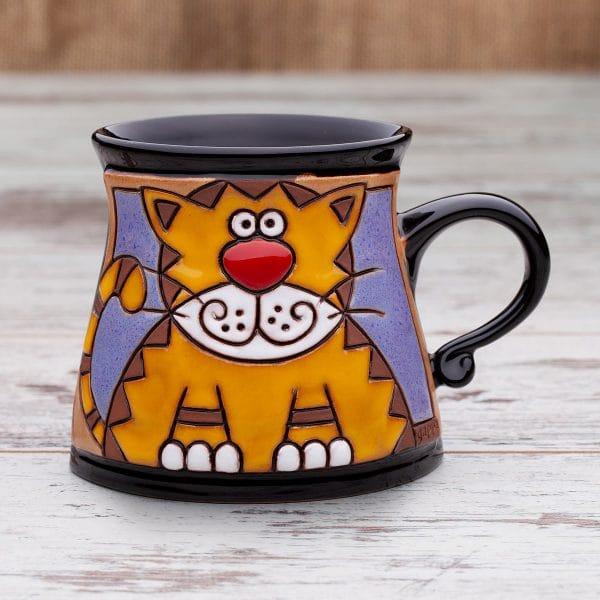 Керамична чаша Тигър