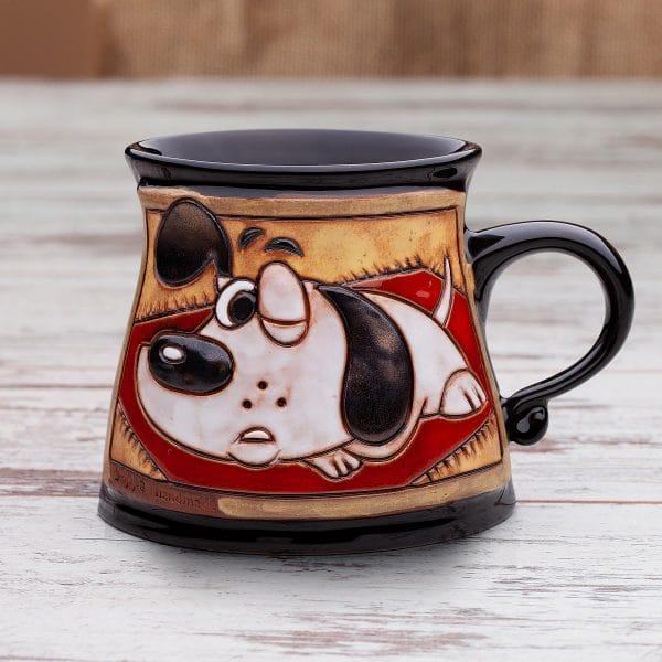 Керамична чаша Куче пазач