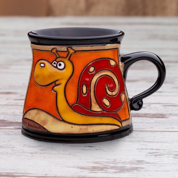 Керамична чаша Охльо Бохльо