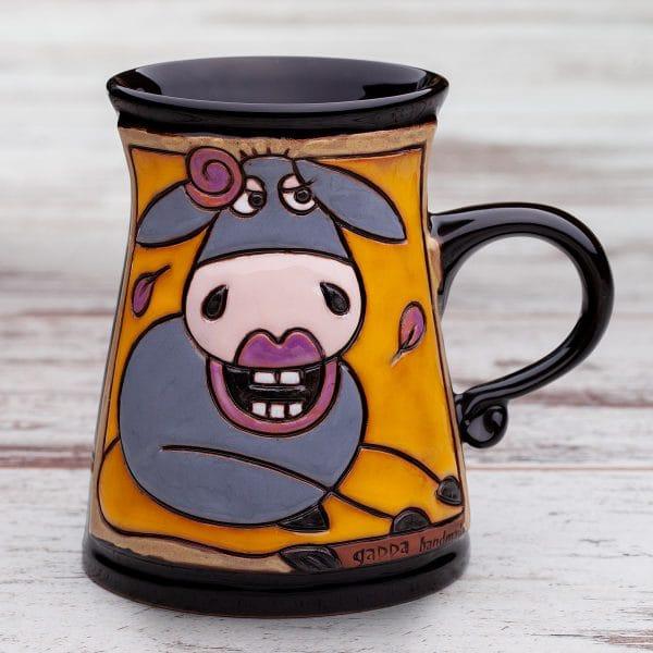 Керамична чаша Кокетна магарица