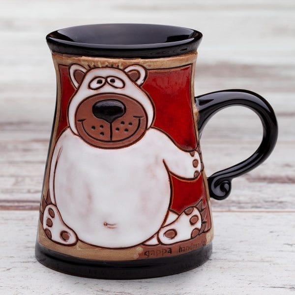 Керамична чаша Полярният мечок