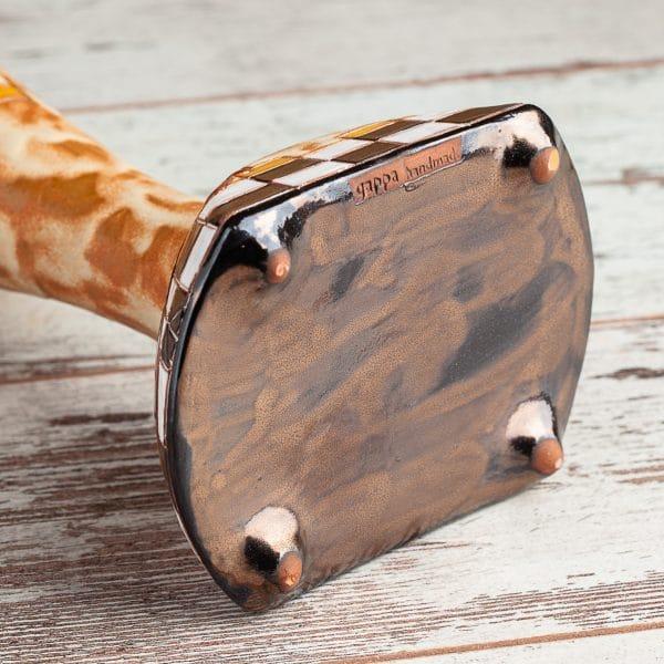Керамична ваза Шише