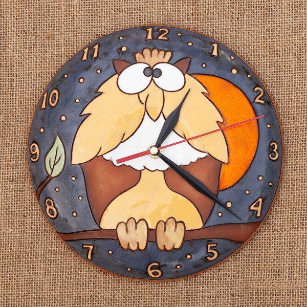 ръчно изработен часовник